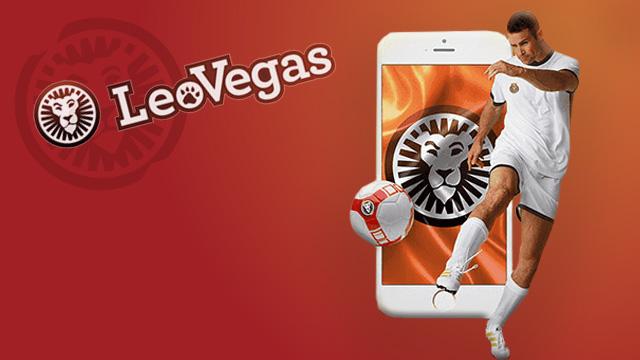 LeoVegas – Willkommens-Bonus für Sportwetten