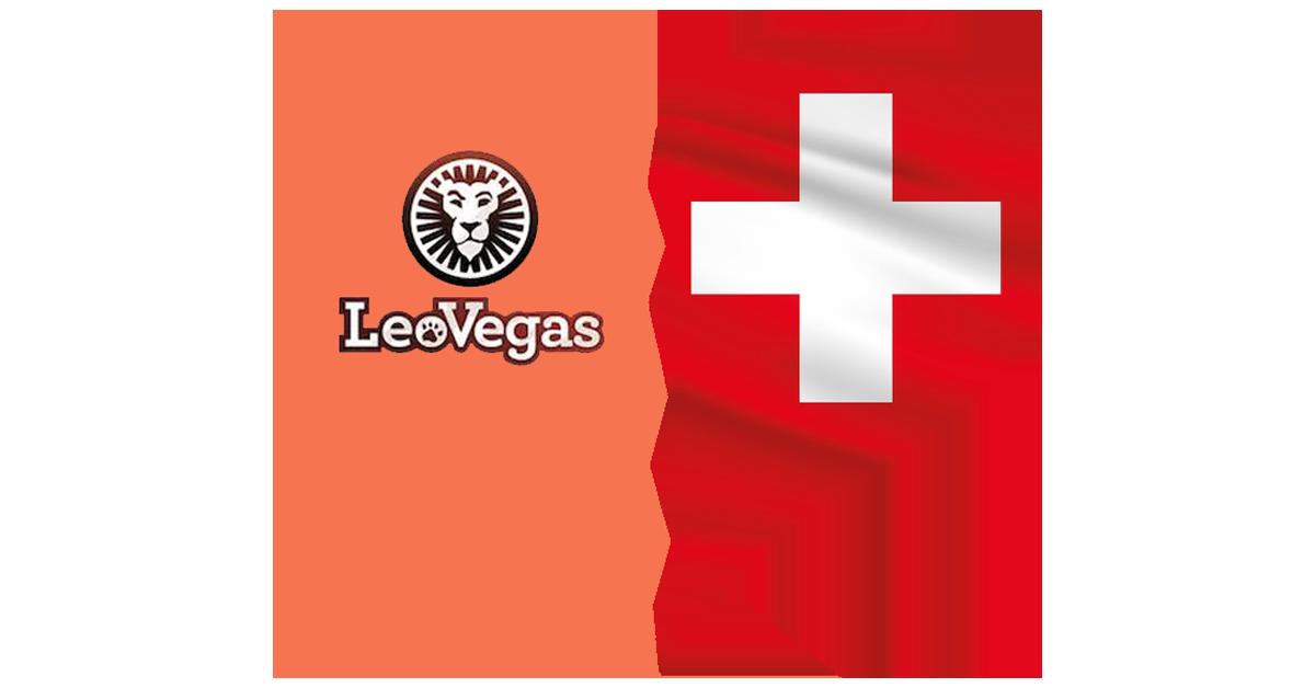 LeoVegas zieht sich aus der Schweiz zurück